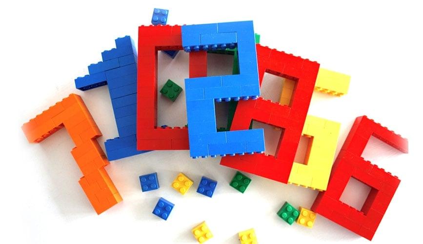 activitate lego matematica